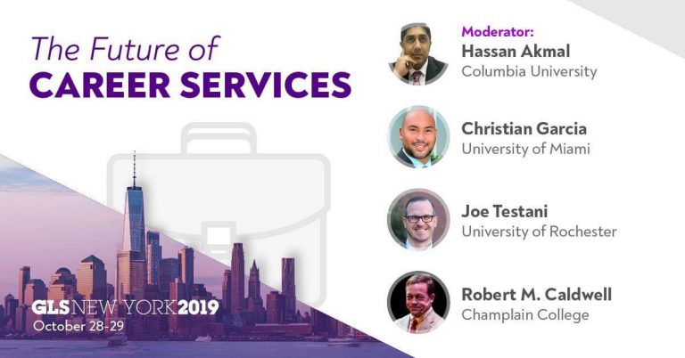 The Future of Career Services